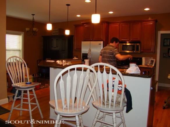 White Kitchen Cabinets Scout Amp Nimble