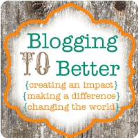 blogging to better